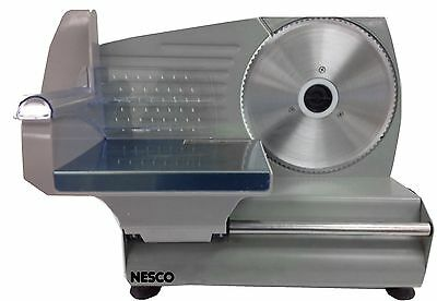 Nesco FS-160 Food Slicer 180-Watt Stainless Steel/Black New