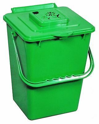Exaco ECO-2000 2.4 Gallon Kitchen Compost Waste Collector New