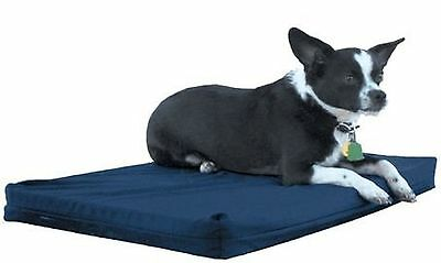 Snoozer 66032 13 by 20-Inch Cedar-Poly Pet Crate Pads in 3 Sizes Navy New