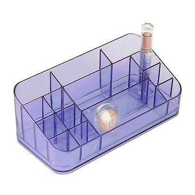 InterDesign Cosmetic Organizer for Vanity Cabinet to Hold Makeup Beauty P... New