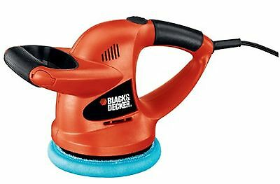 BLACK + DECKER WP900 6-Inch Random Orbit Waxer/Polisher New
