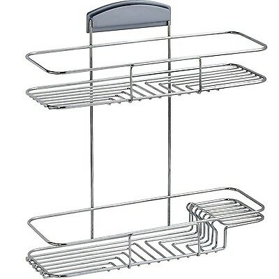 Better Living Products STORit 2-Tier Shower Basket New