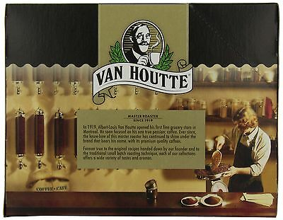 Van Houtte Coffees Mexico Fair Trade Organic Dark K-Cup Portion Pack for ... New