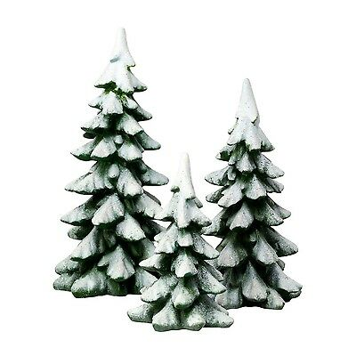 Department 56 Village Cross Product Winter Pines New
