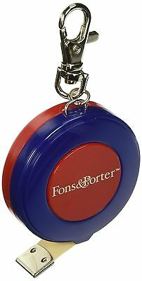 Dritz Fons and Porter 120-Inch Retractable Tape Measure New