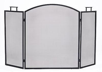 Pleasant Hearth Classic Fireplace Screen New