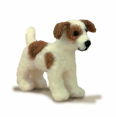 Dimensions Needlecrafts Needle Felted Character Kit Dog New