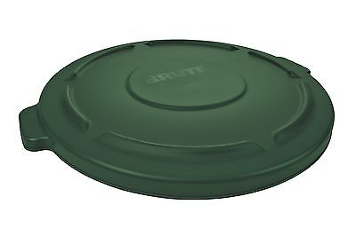 Rubbermaid Commercial Brute Plastic Waste Lid Round for 2620 Brute Contai... New