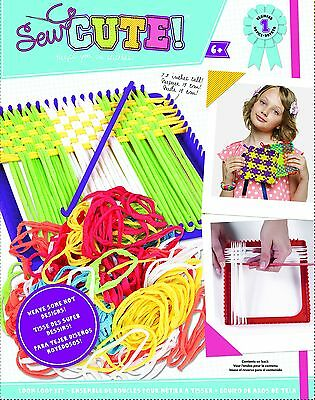 Colorbok You Design It Weaving Loom Kit New
