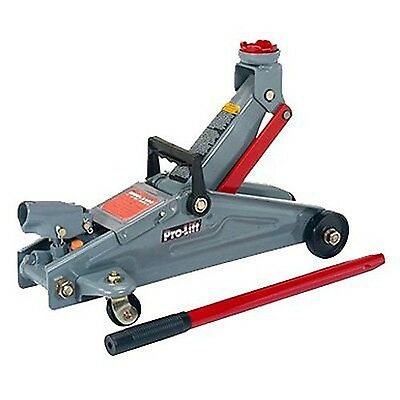 Pro-Lift F-2332 Grey Hydraulic Floor Jack-2 Ton Capacity New