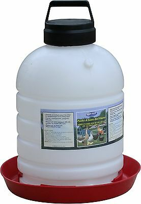 Famr Tuff 5 Gallon Top Fill Poultry Fountain New