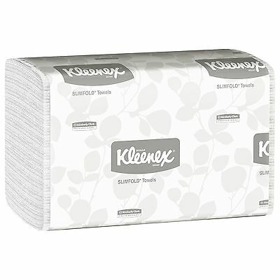 Hand Towels Kleenex Slimfold (04442) with Fast-Drying Absorbency Pockets ... New