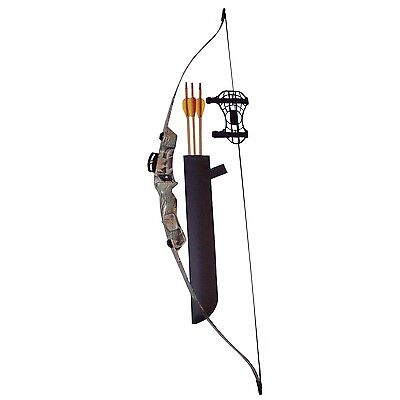 SA Sports 563 Youth Axis Recurve Bow Set New