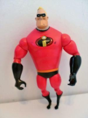 "Disney Pixar The Incredibles Mr Poseable Large 12"" Talking Toy Action Figure"