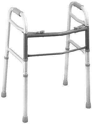 PCP Mobility & Homecare Dual Release Adjustable Lightweight Standard Walker New