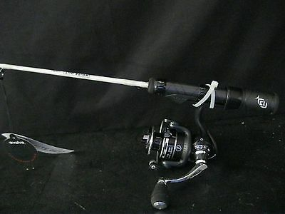 No.8 Tackle Co. Whiteout Ice Combo ml 16.5-Inch New