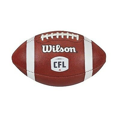 Wilson F2005 CFL Official Game Ball Football New