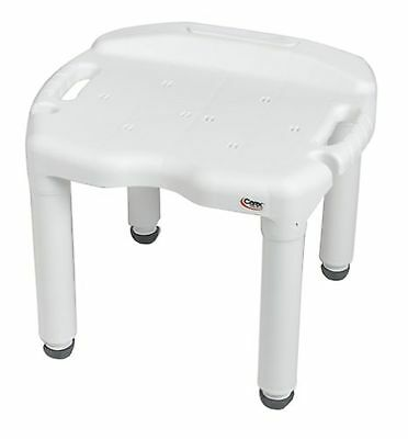 Carex Universal Bath Bench without Back 1 Count New