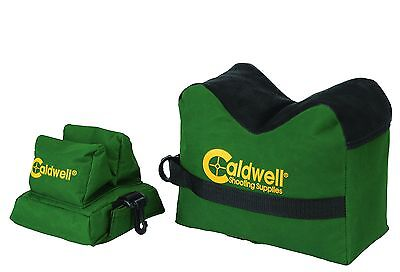 Caldwell DeadShot Boxed Front and Rear Bag Combo-Unfilled New