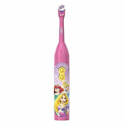 Oral-B Pro-Health Stages Electric Toothbrush for Kids (Disney Princess) New