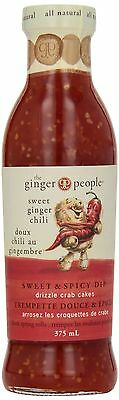 Ginger People Sweet Ginger Chili Sauce 375 ml New