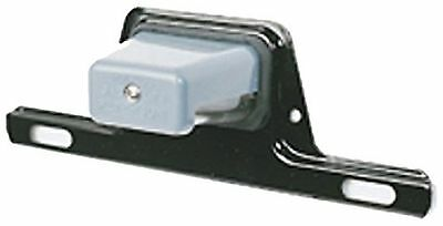 Peterson M436B Clear License Plate Light with Steel Bracket New