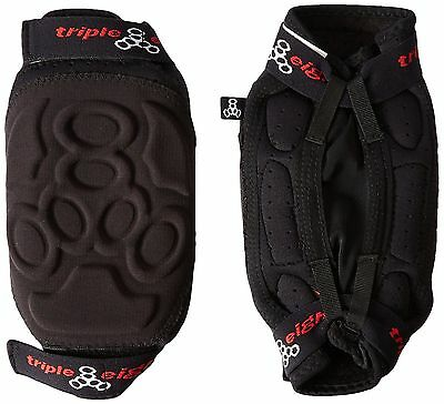 Triple Eight 61103 Exoskin Elbow Pad Black Large New