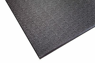 Supermats Heavy Duty P.V.C. Mat Ideal for Spinning Bikes New