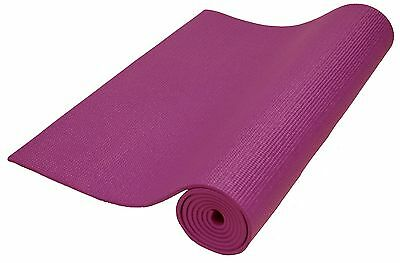 "j/fit 68"" Length Pilates Yoga Mat (Hot Pink) Hot Pink 68-Inch New"