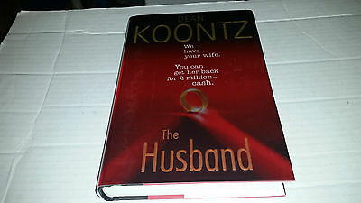 The Husband by Dean Koontz (2006, Hardcover)
