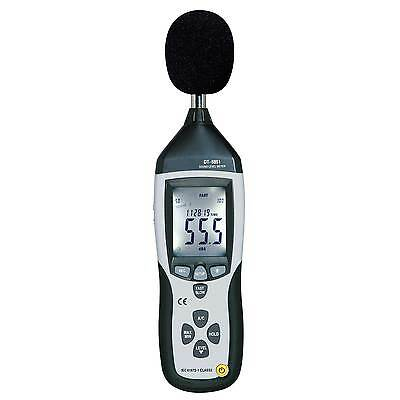 ATP Precision Sound Level Decibel Noise Meter 30-130db Range For Race / Rally