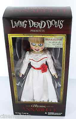 LDD Living Dead Dolls Presents The Conjuring L'Evocazione Annabelle doll Bambola