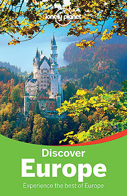 Lonely Planet DISCOVER EUROPE (Travel Guide) - BRAND NEW 9781743214008
