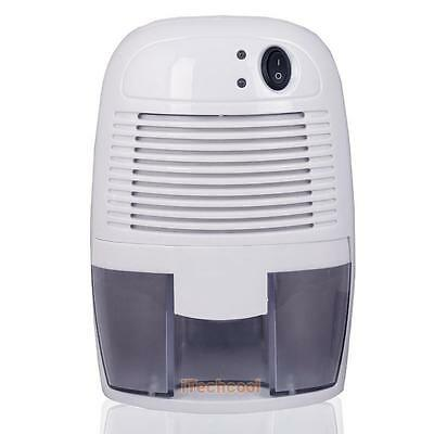 Electric Mini Air Dehumidifier Portable Dehumidifying Home Room Drying Moisture