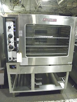 Blodgett Bc14G/aa Nat Gas Combi Convection Oven Steamer Fish Pasta