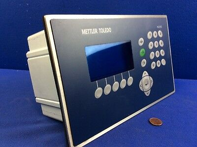 Mettler Toledo Ind560 S/s Low Profile Panel Mount Weighing Terminal