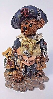 Vintage 1995 The Boyds Collection Bears & Friends Grace & Jonathan Born To Shop