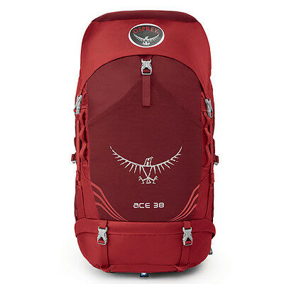 CAMPING HIKING OUTDOOR NEW Osprey Ace 38 Youth Backpack