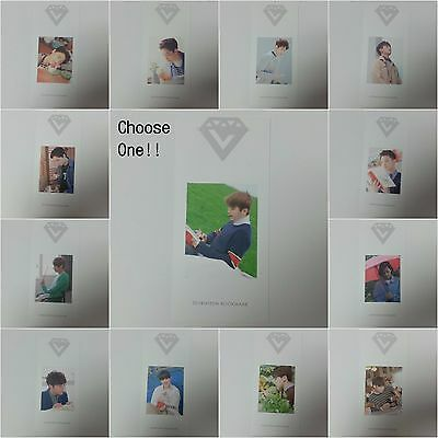 SEVENTEEN 1st First Love&Letter selected official photocard 1p Idol group K-POP
