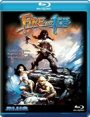 Fire and Ice (2009, Blu-ray NEW)