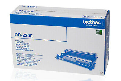 Neu Original Brother DR-2200 DR2200 Trommeleinheit HL-2240 DCP-7060D MFC-7460DN