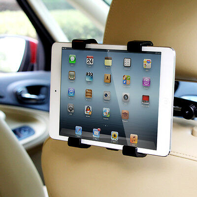 Universal Car Seat Headrest Mount Adjustable Holder For Car IPad/Tablet Stand