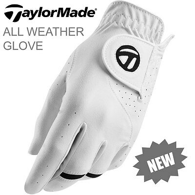 Taylormade Tm All Weather Mens Golf Glove New 2016