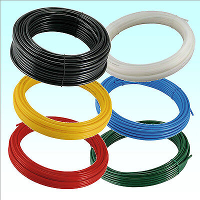 Imperial Flexible Nylon Tubing Pneumatic Tube Compressed Air Brake Line Hose UK