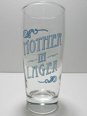 Karbach Brewing Company Mother In Lager Beer Glass Houston Texas Craft Brewery