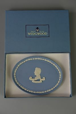 Wedgwood Jasperware Edward VIII, Small Plaque Tray Plate Duke of Windsor