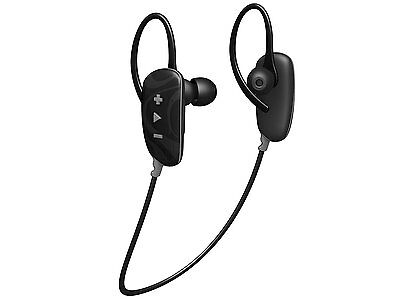 Jam Fusion In Ear Bluetooth Wireless Headphones with Microphone - Black