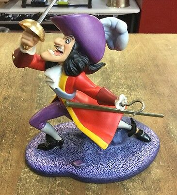 "Walt Disney Classics Collection Captain Hook ""I've Got You This Time"""