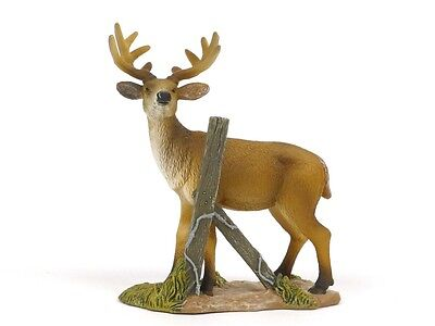 Royal Darwin Wildlife White Tailed Deer Figurine Collectible Animal RA00101
