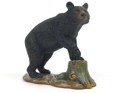 Royal Darwin Wildlife Black Bear Figurine Collectible Animal RA00100